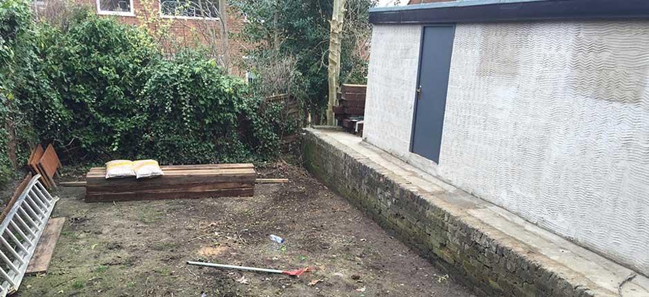 New Garden Design Manchester