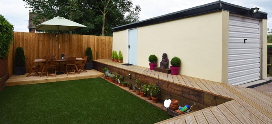 Landscape Gardening | Blink Building Services