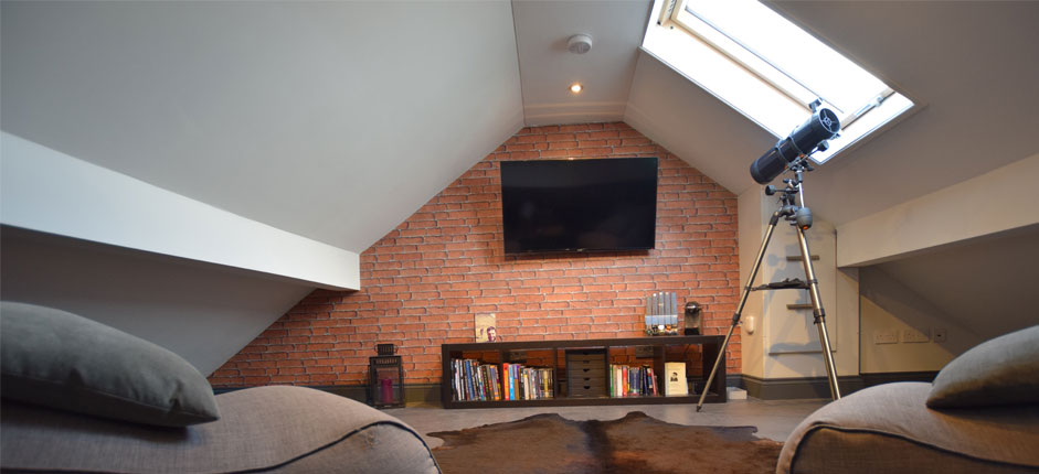 Loft Conversions Cheshire | Blink Building Services